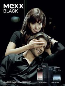 Постер Mexx Black for Her