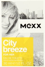 Постер Mexx City Breeze For Her