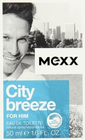 Постер Mexx City Breeze For Him