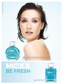 Постер Mexx Fresh Man