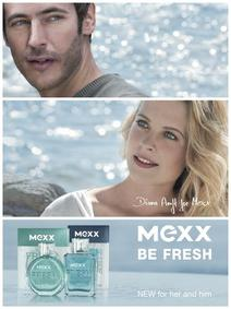 Постер Mexx Fresh Woman