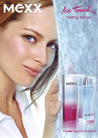 Постер Mexx Ice Touch Woman