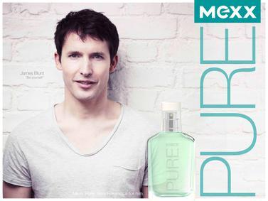 Постер Mexx Pure Man