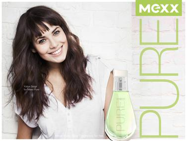 Постер Mexx Pure Woman