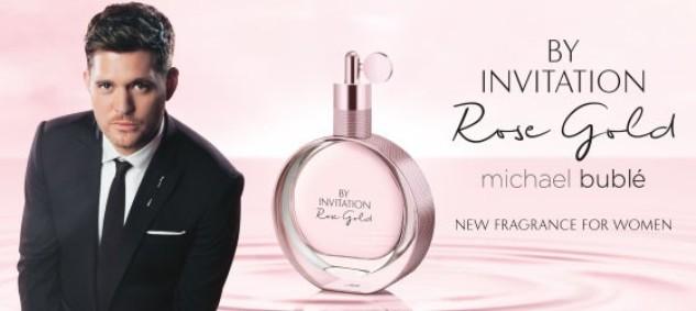 Постер Michael Bublé By Invitation Rose Gold