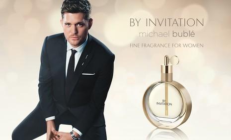 Постер Michael Bublé By Invitation