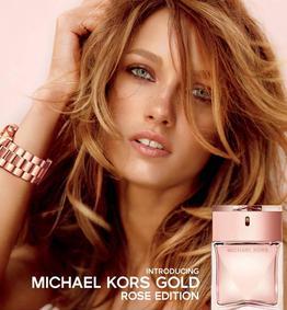 Постер Michael Kors Gold Rose Edition