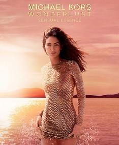 Постер Michael Kors Wonderlust Sensual Essence