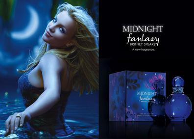 Постер Britney Spears Midnight Fantasy