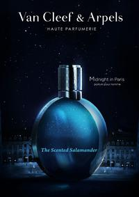 Постер Van Cleef & Arpels Midnight in Paris
