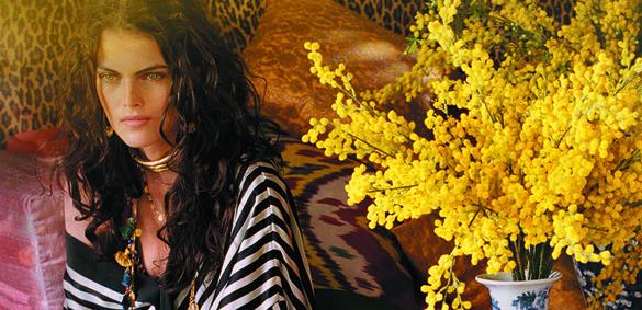 Постер Jo Malone Mimosa & Cardamom