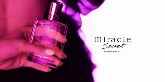 Постер Lancome Miracle Secret