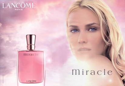 Постер Lancome Miracle
