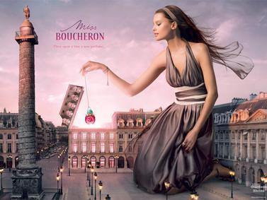 Постер Miss Boucheron