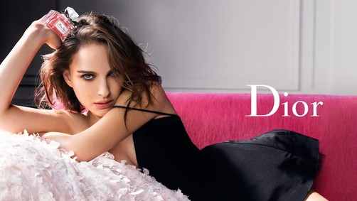 Постер Miss Dior Absolutely Blooming