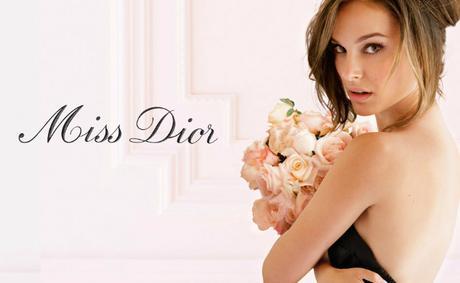 Постер Miss Dior Eau de Parfum