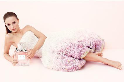 Постер Miss Dior Eau De Toilette