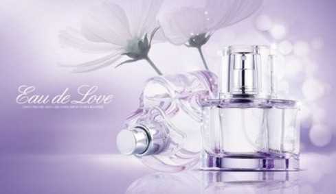 Постер Missha Eau De Love In Secret