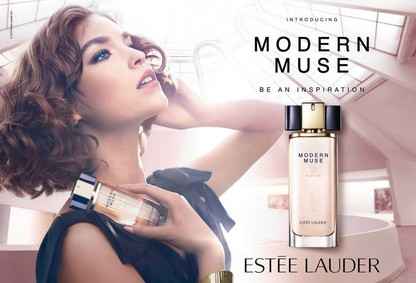 Постер Estee Lauder Modern Muse