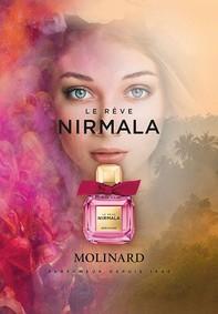 Постер Molinard La Reve Nirmala