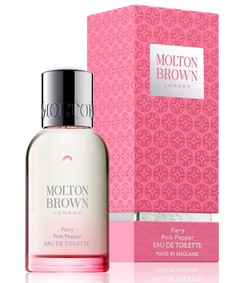 Постер Molton Brown Fiery Pink Pepper