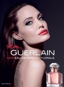Постер Mon Guerlain Florale