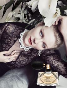 Постер Bvlgari Mon Jasmin Noir L'Elixir Eau de Parfum