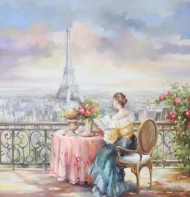 Постер Monart Parfums Un Reve Doux