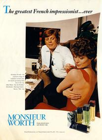 Постер Monsieur Worth