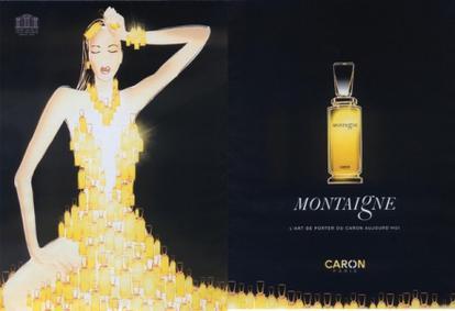 Постер Caron Montaigne (1986)
