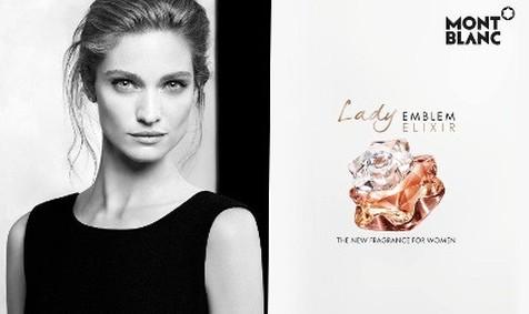 Постер Montblanc Lady Emblem Elixir