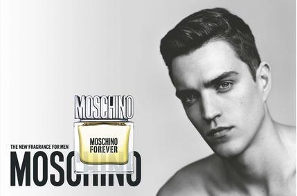 Постер Moschino Forever