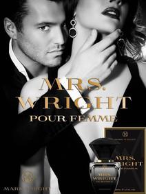 Постер Mark Wright Mrs Wright
