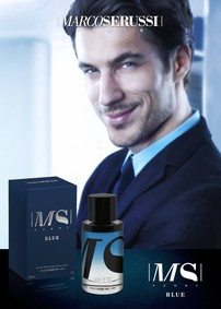 Постер Marco Serussi Ms Blue