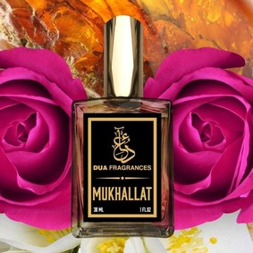 Постер Dua Fragrances Mukhallat