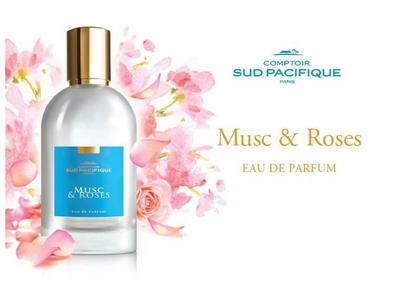 Постер Comptoir Sud Pacifique Musc & Roses