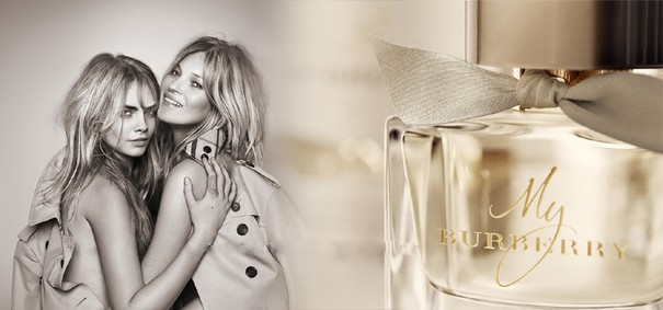 Постер My Burberry Eau de Toilette