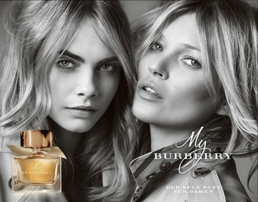 Постер My Burberry