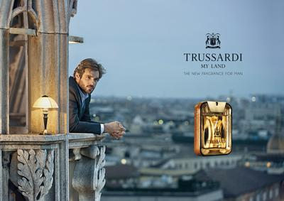 Постер Trussardi My Land