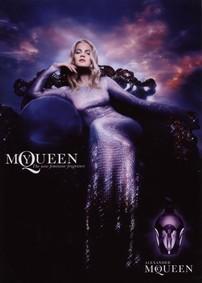 Постер Alexander McQueen My Queen