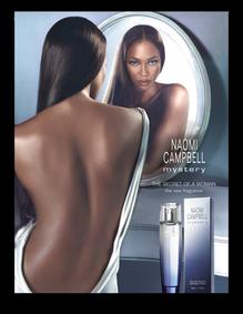 Постер Naomi Campbell Mystery