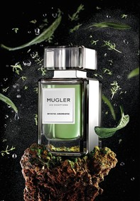 Постер Mugler Mystic Aromatic