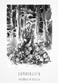 Постер Natural Teller Lumberjeck
