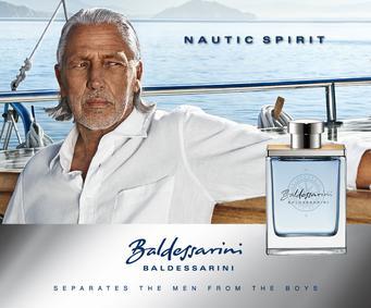 Постер Baldessarini Nautic Spirit