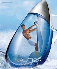 Постер Nautica Aqua Rush
