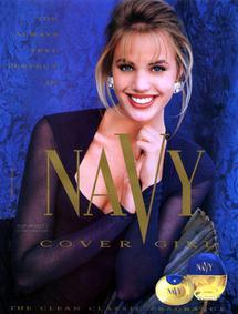 Постер Dana Navy