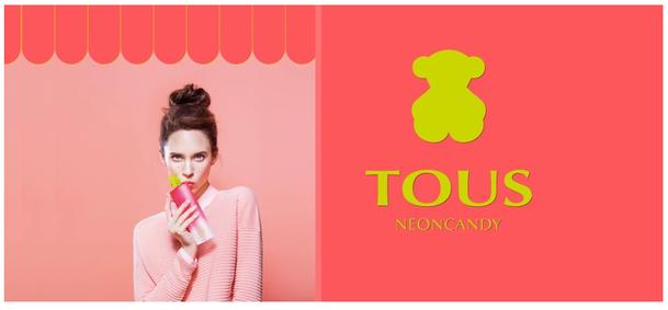 Постер Tous Neoncandy