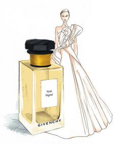 Постер Givenchy Néroli Originel