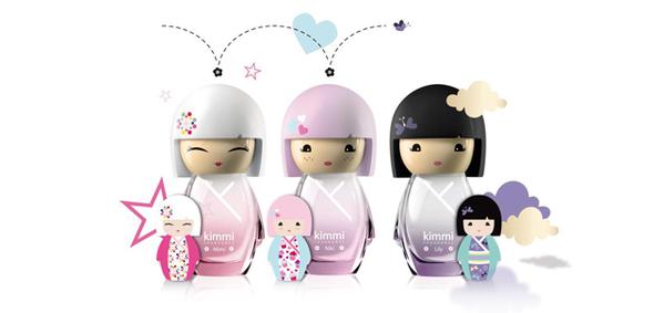 Постер Kimmi fragrance Niki