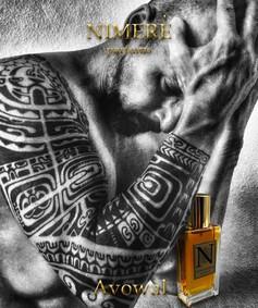 Постер Nimere Parfums Avowal